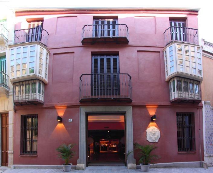 Entrada Restaurante Patio de Beatas